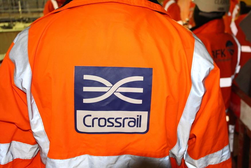 Crossrail hi-vis