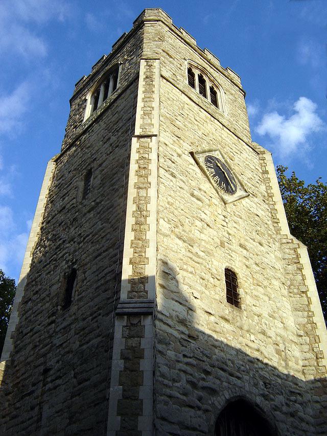 St Augustine's Tower, Hackney.