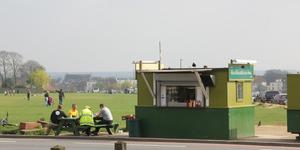Beloved Blackheath Tea Hut Destroyed In Car Crash
