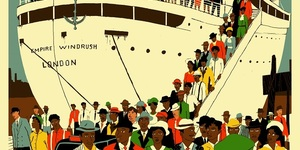 Stories Of London Life Are Celebrated In London Transport Museum's New Illustration Exhibition
