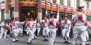 St George's Day 2019 Events In London