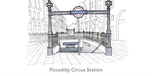 Someone Has Illustrated 82 Of The Underground's Prettiest Stations