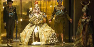 Three Hour-Long Opera Akhenaten Is A Class Act