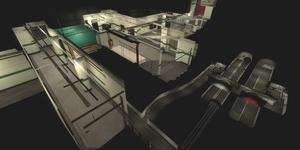 Aldwych Ghost Tube Station Recreated In 3D