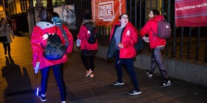 Big London Night Walk: Register Now, To Help Big Issue Vendors
