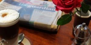 London's Most Romantic Cafes