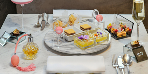 Cocktails And Couture: A Christian Dior Afternoon Tea Launches In London