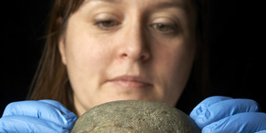 This Is The Oldest Skull Ever Found In The Thames... You Can See It From Tomorrow