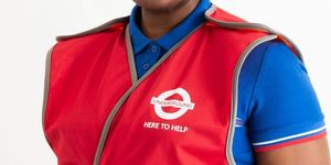 We've Reviewed Those Bright Red TfL Vests... And It Doesn't Make For Pretty Reading