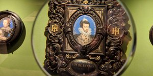 Delightful Miniature Treasures Go On Display At National Portrait Gallery