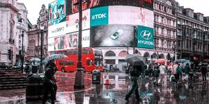 Here's What Piccadilly Circus Looks Like If You're Colour Blind