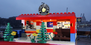 Brick Pics! Lego Cafe Pops Up In Central London