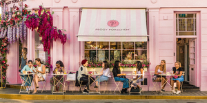 Pink Cafe Peggy Porschen Is Opening A New Parlour In Chelsea