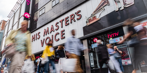 HMV On Oxford Street To Close