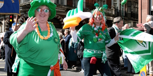 London's St Patrick Day Parade Has Been Cancelled