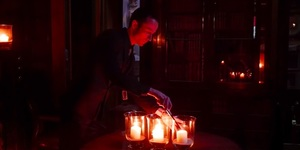 See This Magical Museum Lit Entirely By Candlelight