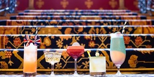Sip Spice Girls Cocktails At The 'Wannabe' Hotel