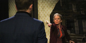 Theatre Review: The Ruffian On The Stair At Hope Theatre