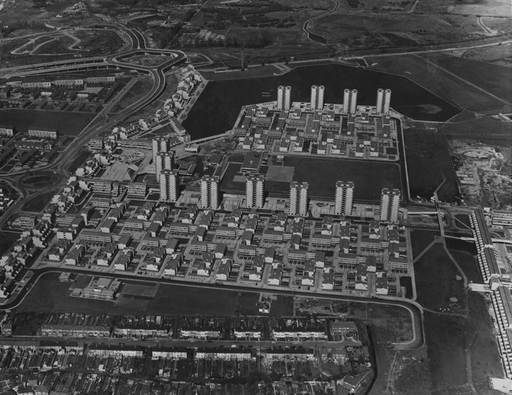 Thamesmead 1971