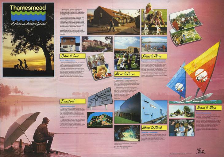 Thamesmead Leaflet