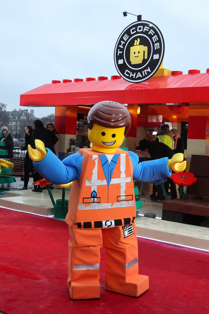 Brick Pics Lego Cafe Pops Up In Central London Londonist