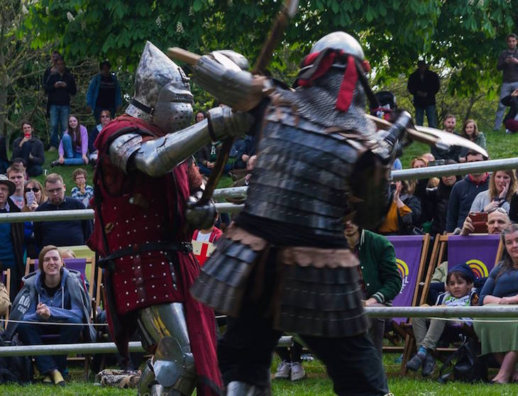 St George's Day 2019 events London