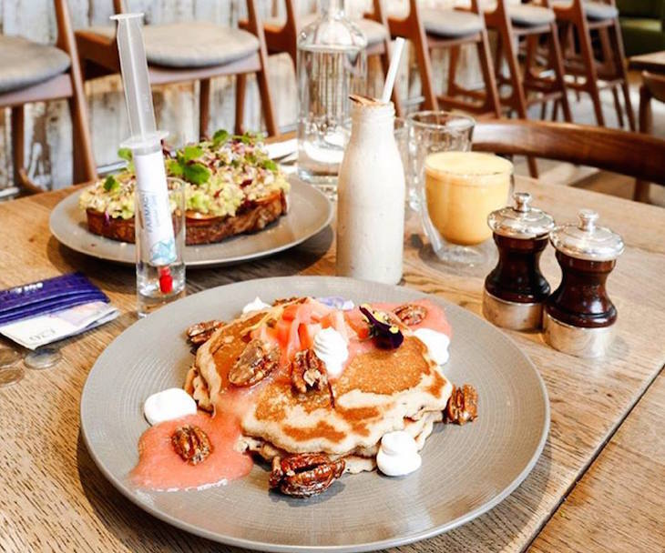 Where To Get Vegan And Gluten Free Pancakes In London