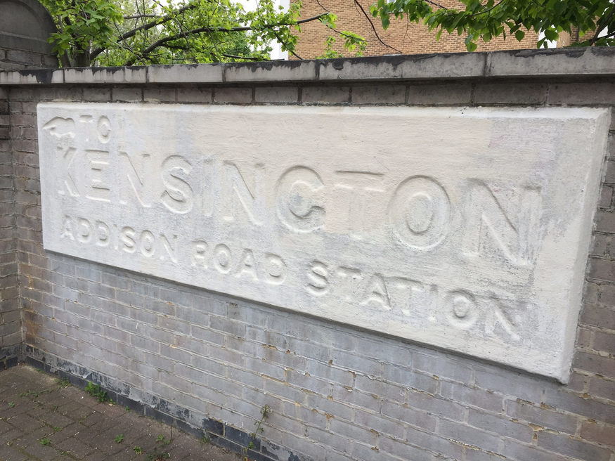 Addison Road station.