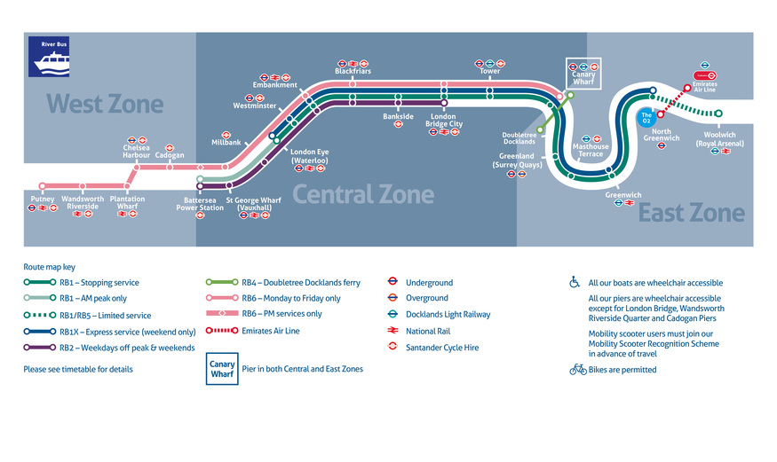 Thames Clipper Map Forget The Tube Challenge Have You Done The Thames Clipper