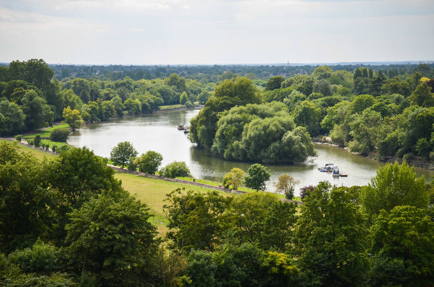 Richmond and the Thames
