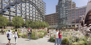The City Of London Is Getting This Brand New Public Park