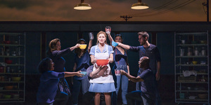 Theatre Review: Waitress - Check Please!