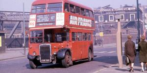 You Can Take A Day Trip In London On One Of These Restored Vintage Buses