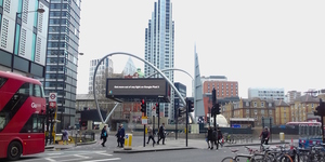 The Next Stage Of Work On Old Street Roundabout Begins This Week