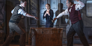 Theatre Review: The Lady Vanishes, A Hitchcock Revival That Plays Everything For Laughs