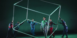 Dance Review: BalletBoyz Come Together In Sympathetic Unison