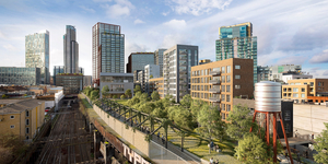 Shoreditch To Get Runty Version Of New York's Highline In New Goodsyard Plan
