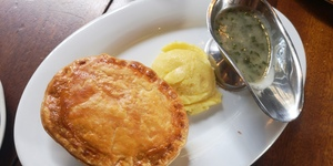 Review: Cockney Pie And Mash Just Got A Posh Makeover At Blacklock