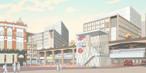 Hate Using Clapham Junction? Here's What The New Station Could Look Like