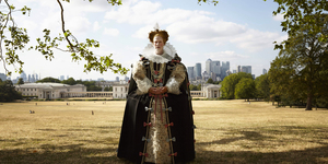 Elizabeth I Returns To London For One Final Procession