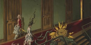 Dark, Surreal And Twisted. Welcome To The Bizarre World Of Dorothea Tanning At Tate Modern