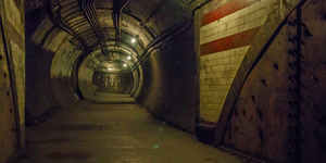 Want To Explore These Abandoned Tube Tunnels? Tickets Are About To Go On Sale