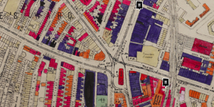 Was Your Street Bombed In The War? Find Out With This Interactive Layers Of London Map