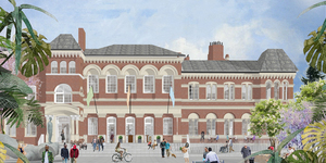 This Is What The New Walworth Town Hall Will Look Like