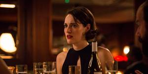 You Can Eat In The Restaurant From Fleabag Series 2 Episode 1