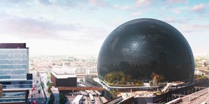 New Plans For London's Huge Spherical Music Arena Unveiled