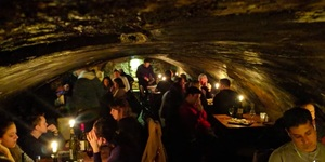 Slurp By Candlelight In The Subterranean Cellars Of Gordon's Wine Bar