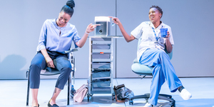 One Little Prick Can't Hurt, Can It?: The Phlebotomist At Hampstead Theatre