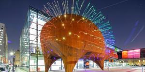 London's Weirdest Building: Will Alsop's Neuron Pod