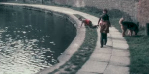 Nostalgic Video Compares 1970s Regent's Canal To Modern Day